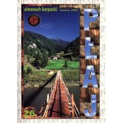 Płaj 26. Almanach Karpacki (wiosna 2003)