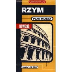 Rzym. Plan miasta