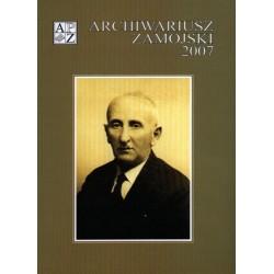 Archiwariusz Zamojski 2007