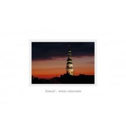 Zamość - wieża ratuszowa