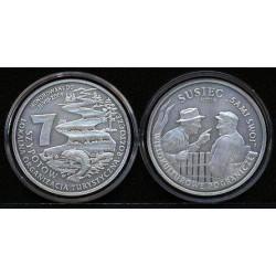 7 Szypotów - srebrne