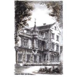 Horyniec Zdrój - dawny pałac Ponińskich 2
