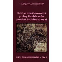 Dzieje miejscowości gminy Hrubieszów, powiat hrubieszowski