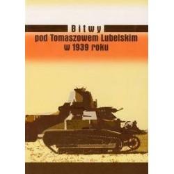 Bitwy pod Tomaszowem Lubelskim w 1939 roku