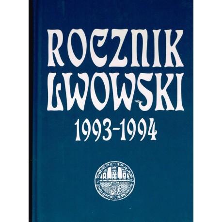 Rocznik Lwowski 1993-1994