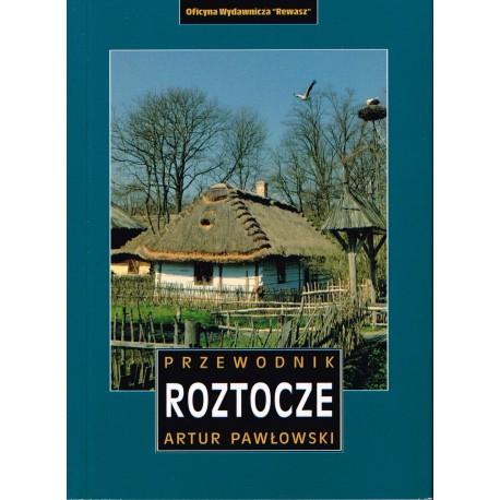 Roztocze polskie i ukraińskie. Przewodnik
