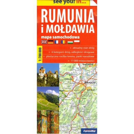 Rumunia i Mołdawia