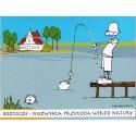 Magnes Roztocze rysunkowy 1 ryby