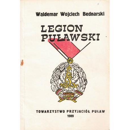 Legion Puławski. Towarzystwo Przyjaciół Puław 1989.