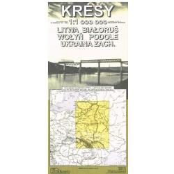 Kresy Litwa Białoruś Wołyń Podole Ukraina Zach.