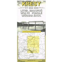 KRESY Litwa, Białoruś, Wołyń, Podole, Ukraina Zach.