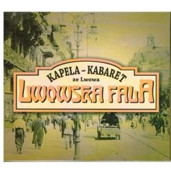 CD Lwowska Fala Kapela-Kabaret ze Lwowa