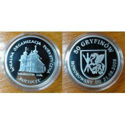 50 GRYFINÓW - srebrne