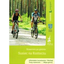Rowerem po gminie Susiec na Roztoczu