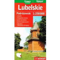 Lubelskie 1:250 000