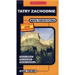 Tatry Zachodnie 1:20 000