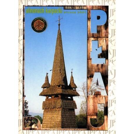 Płaj 22. Almanach Karpacki (wiosna 2001)