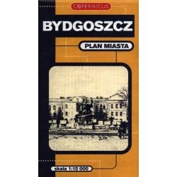 Bydgoszcz. Plan miasta