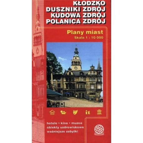 Kłodzko - Duszniki Zdrój - Kudowa Zdrój - Polanica Zdrój
