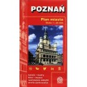 Poznań. Plan miasta