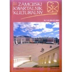 Zamojski Kwartalnik Kulturalny 2001 nr 1-2 (66-67)