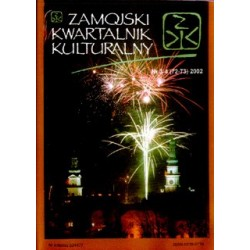 Zamojski Kwartalnik Kulturalny 2002 nr 3-4 (72-73)