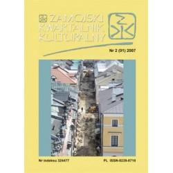 Zamojski Kwartalnik Kulturalny 2007 nr 2 (91)