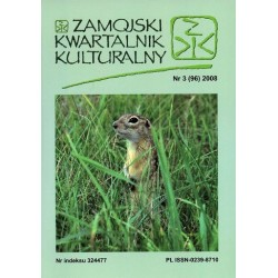 Zamojski Kwartalnik Kulturalny 2008 nr 3 (96)