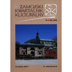 Zamojski Kwartalnik Kulturalny 2009 nr 2 (99)