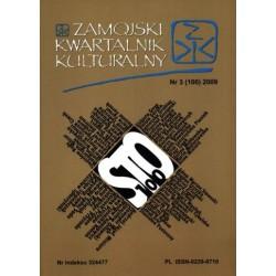 Zamojski Kwartalnik Kulturalny 2009 Nr 3 (100)