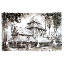 Radruż - cerkiew pw. św. Paraskewii