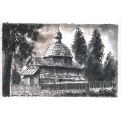 Radruż - dawna cerkiew pw. św. Mikołaja Cudotwórcy