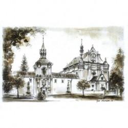 Krasnobród - zespół klasztorny dominikanów