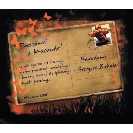 Pocztówki z Macondo - Grzegorz Bukała