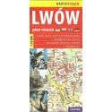 Lwów. Plan miasta