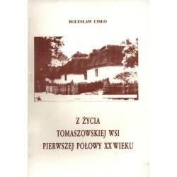 Z życia tomaszowskiej wsi pierwszej połowy XX wieku