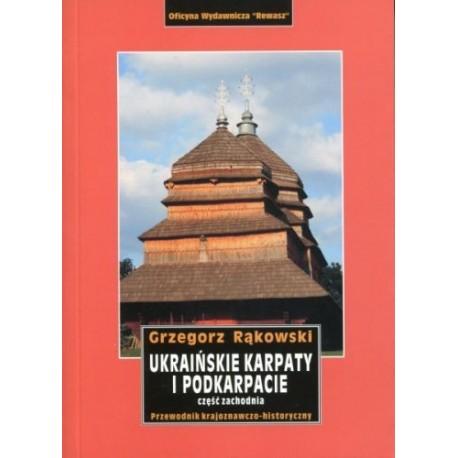 Ukraińskie Karpaty i Podkarpacie. Część zachodnia.